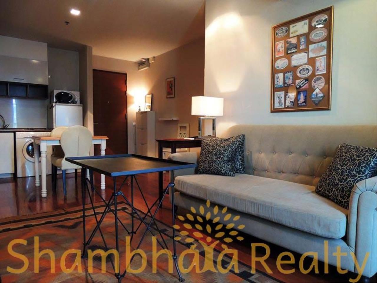 Shambhala Realty Agency's Sukhumvit City Resort Condominium for Rent in Sukhumvit 11 4