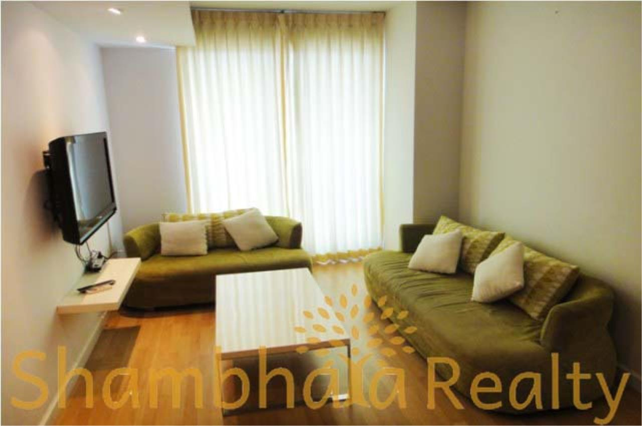 Shambhala Realty Agency's Supalai Premeir Place  Condominium for Rent in Asok 3