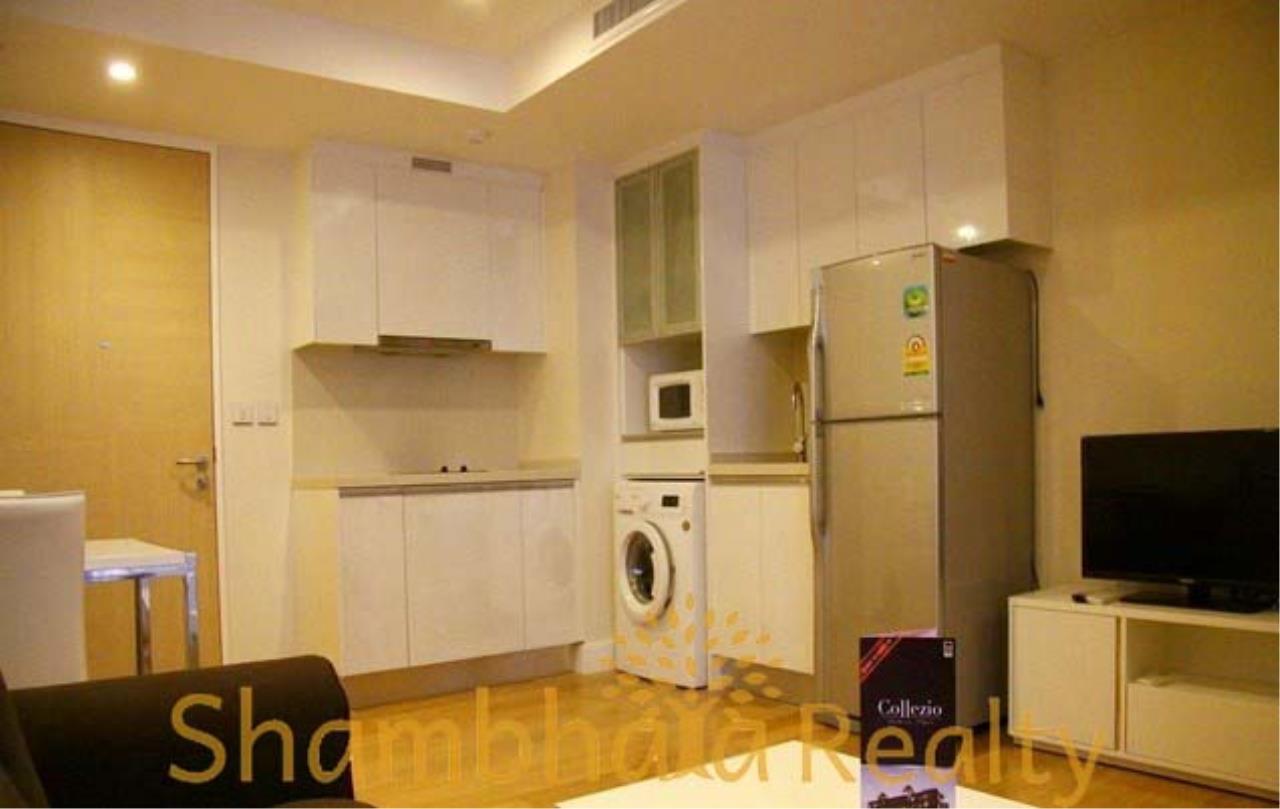 Shambhala Realty Agency's Collezio Condo Condominium for Rent in Sathon 8 road or Silom 3 road 3