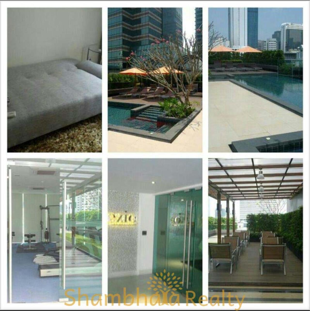 Shambhala Realty Agency's Collezio Condo Condominium for Rent in Sathon 8 road or Silom 3 road 2
