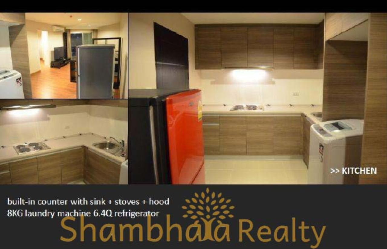 Shambhala Realty Agency's Belle Grand Rama 9 Condominium for Rent in Rama 9 3
