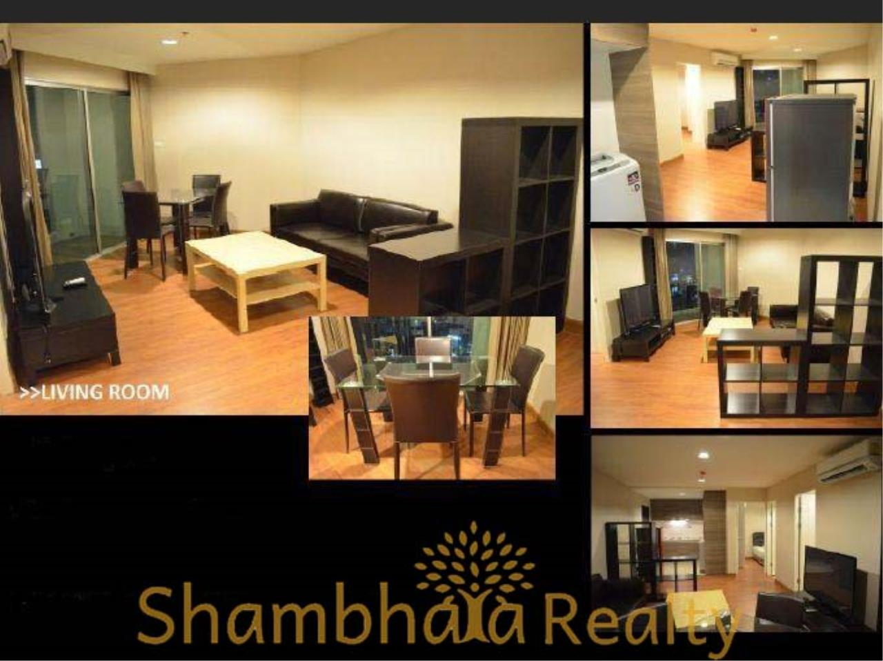 Shambhala Realty Agency's Belle Grand Rama 9 Condominium for Rent in Rama 9 4