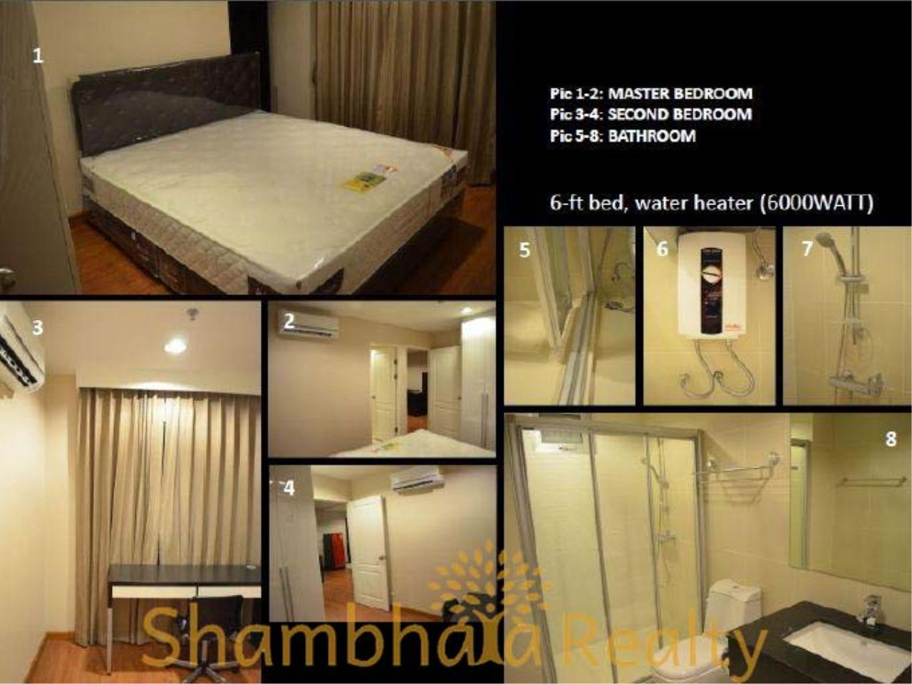 Shambhala Realty Agency's Belle Grand Rama 9 Condominium for Rent in Rama 9 1