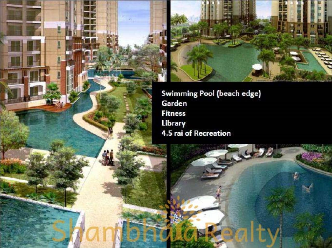 Shambhala Realty Agency's Belle Grand Rama 9 Condominium for Rent in Rama 9 2
