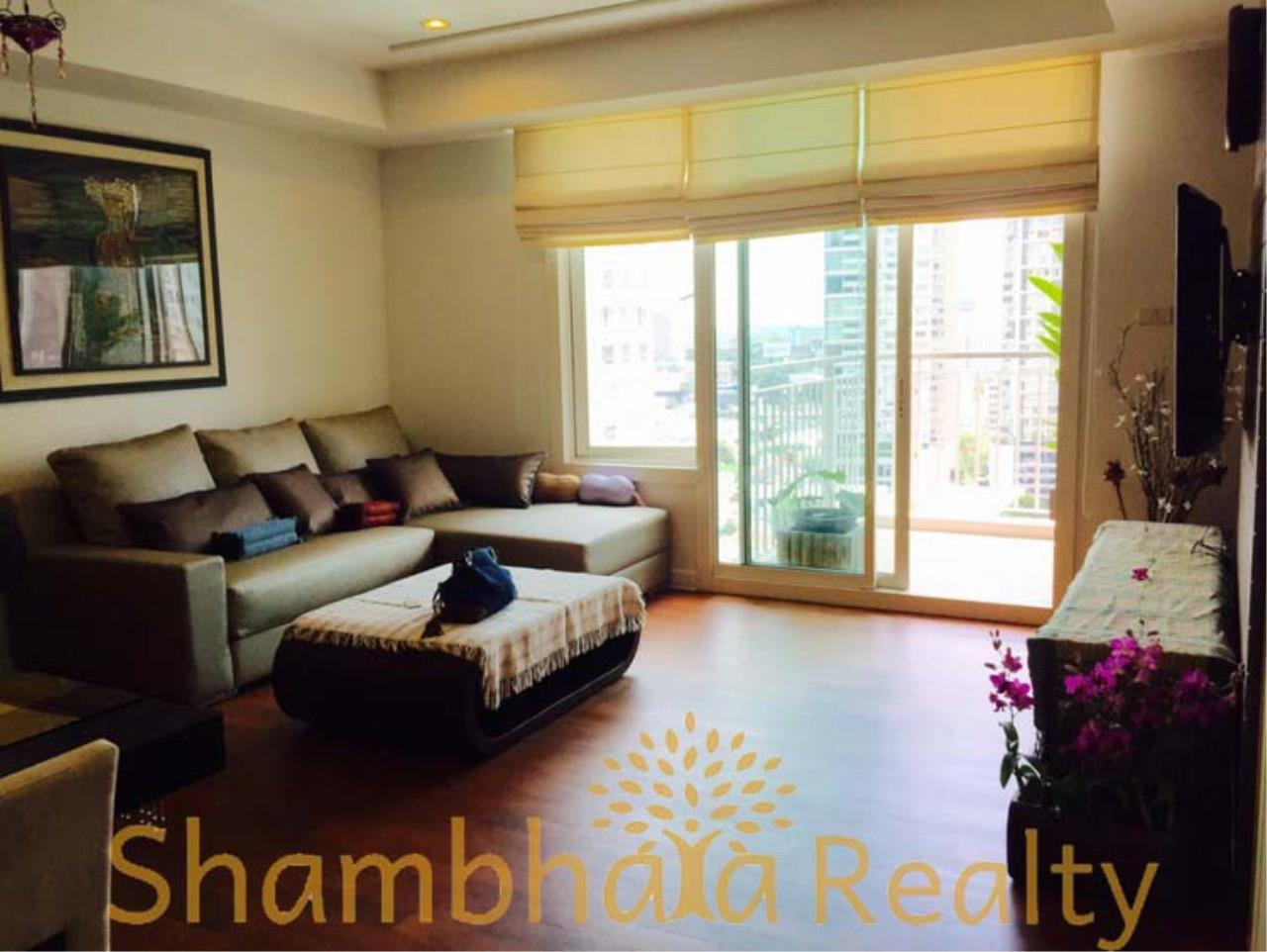 Shambhala Realty Agency's Baan Siri 24 Condominium for Rent in Suhkumvit 24 3
