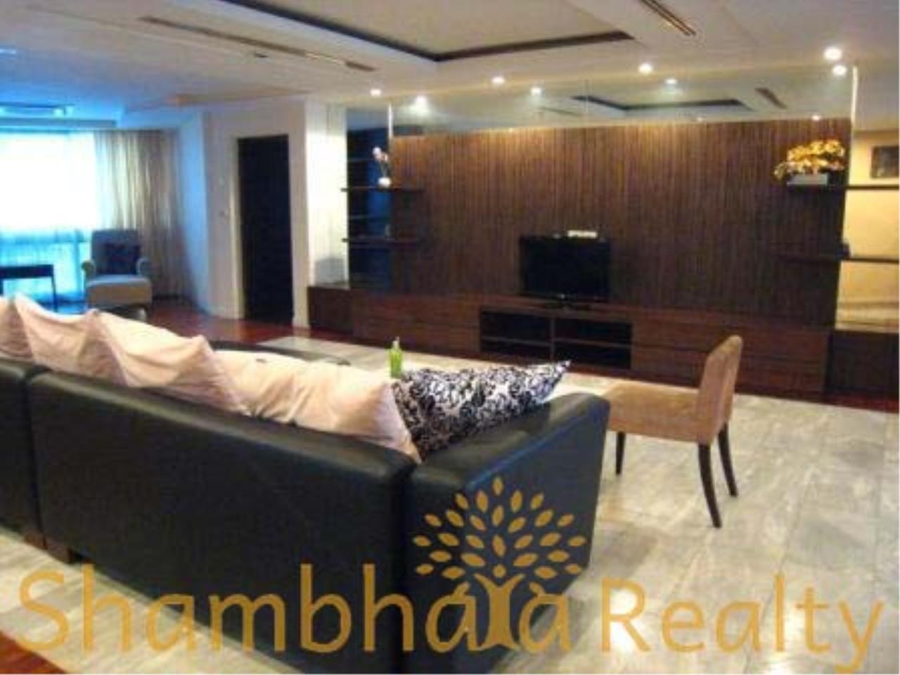 Shambhala Realty Agency's President Park Condominium for Rent in Suhkumvit 24 2
