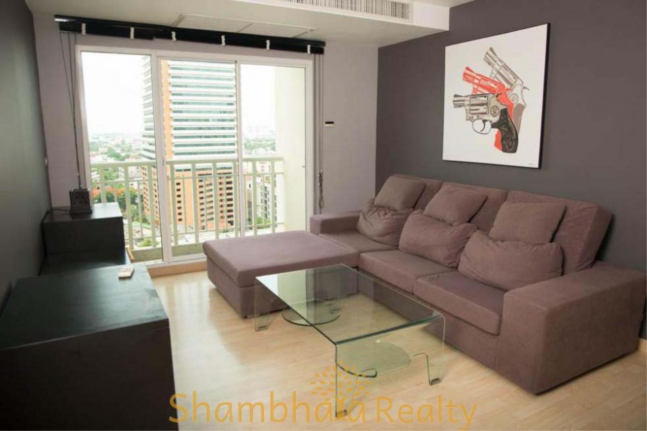 Shambhala Realty Agency's 59 Heritage Condominium for Rent in Sukhumvit 59 3