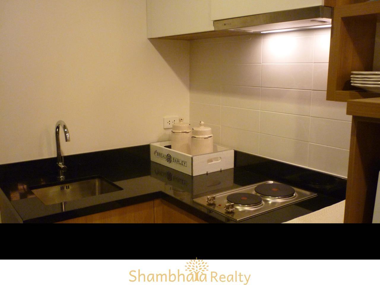 Shambhala Realty Agency's Blocs 77 by Sansiri Condominium for Sale in Sukhumvit 77 4