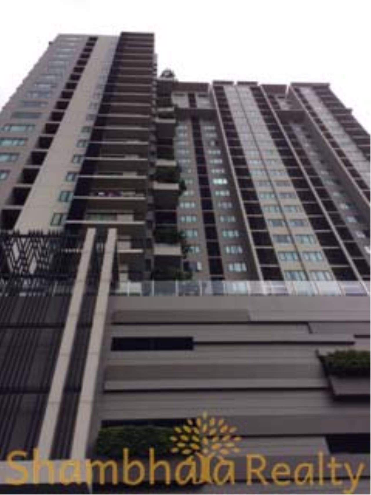 Shambhala Realty Agency's Blocs 77 by Sansiri Condominium for Sale in Sukhumvit 77 1