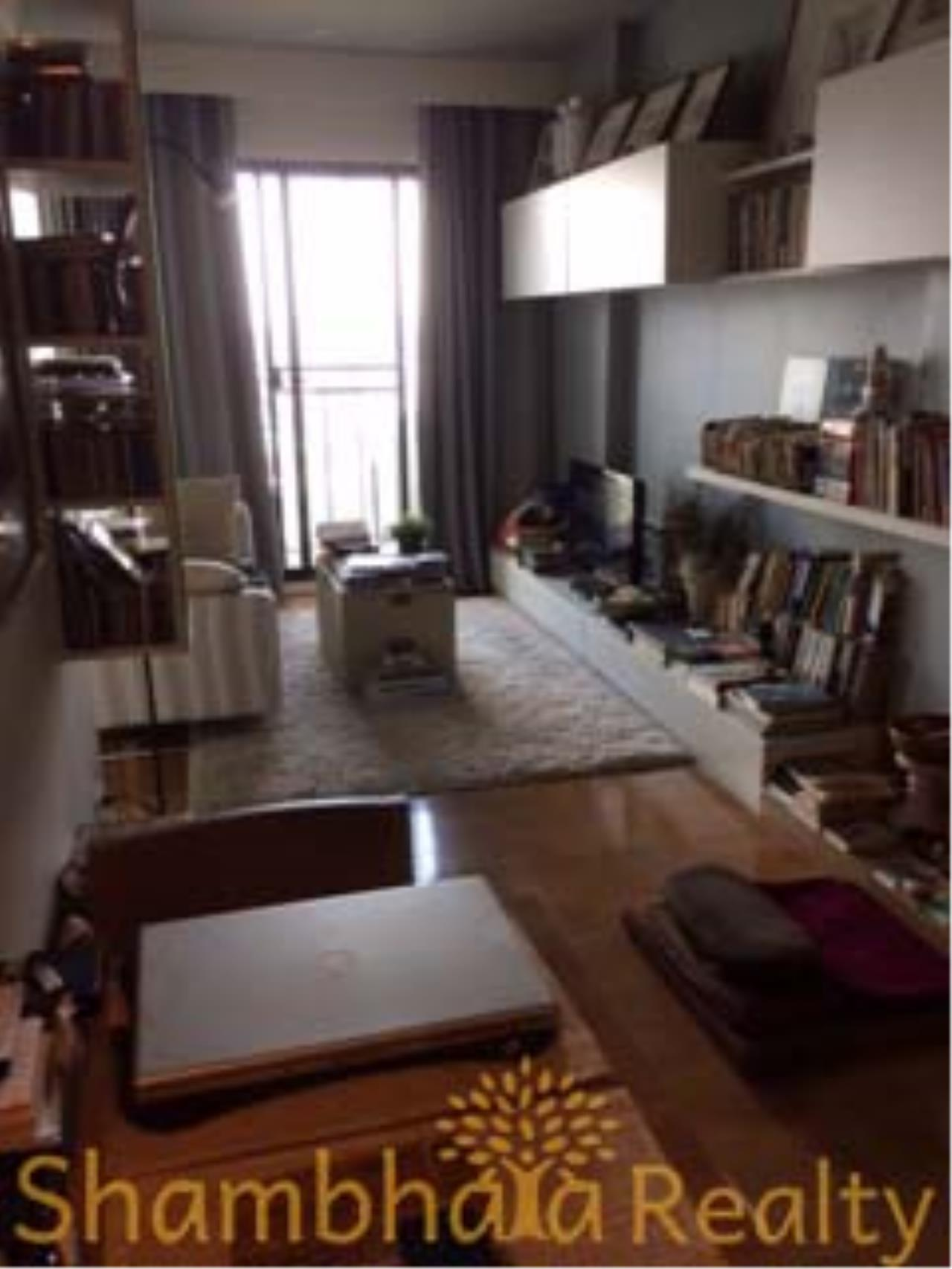 Shambhala Realty Agency's Blocs 77 by Sansiri Condominium for Sale in Sukhumvit 77 3