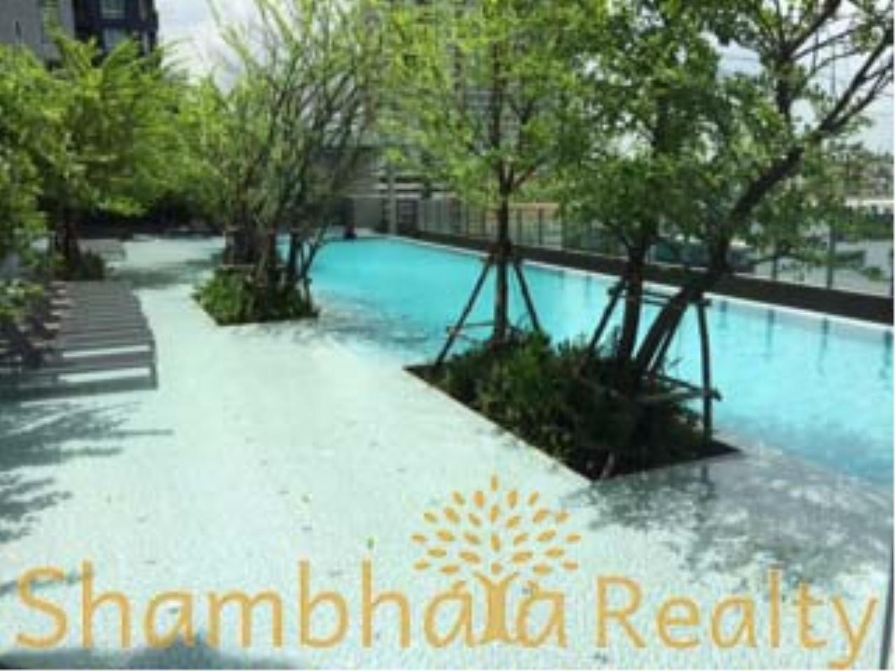 Shambhala Realty Agency's Blocs 77 by Sansiri Condominium for Sale in Sukhumvit 77 8