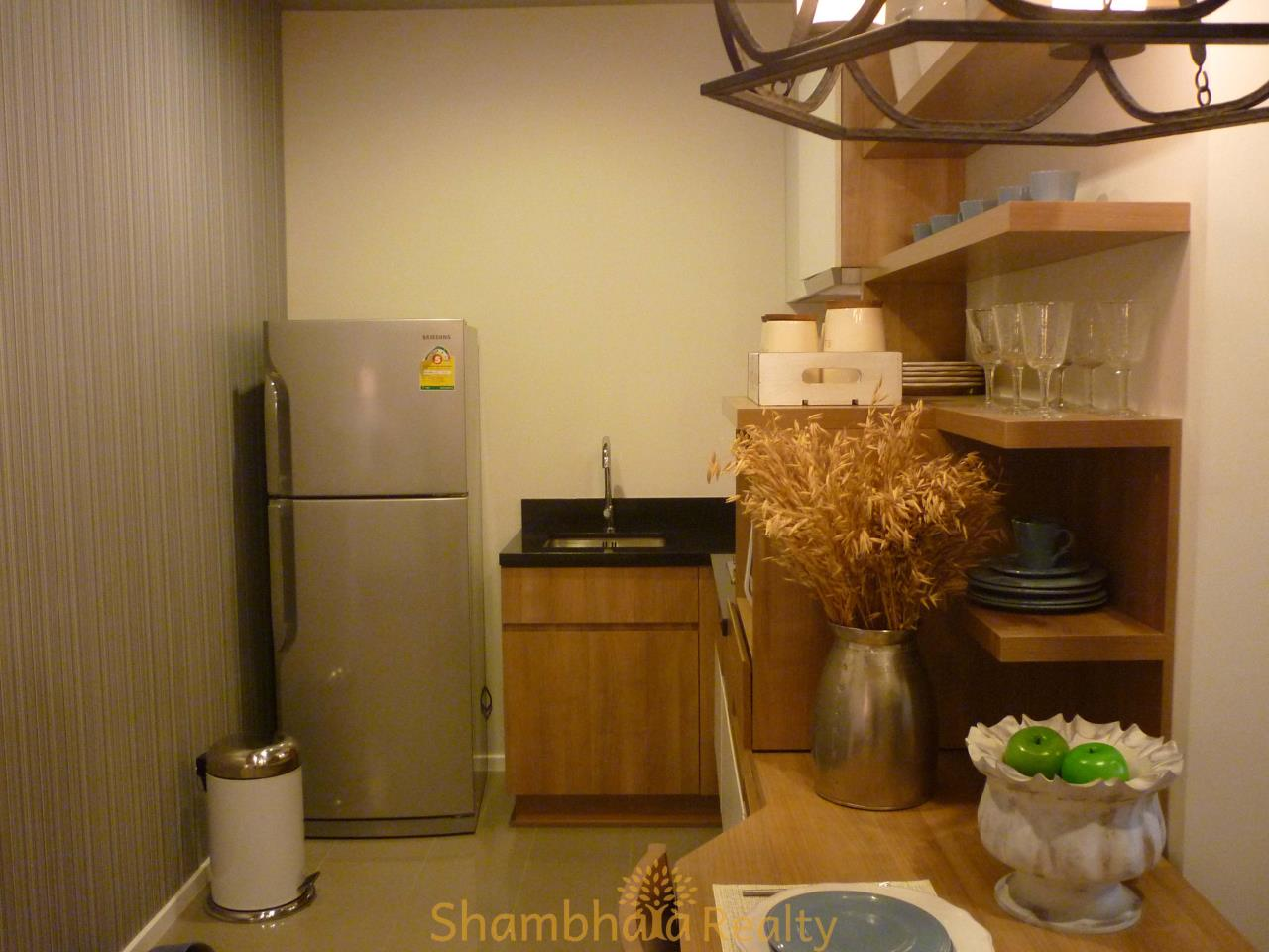 Shambhala Realty Agency's Blocs 77 by Sansiri Condominium for Sale in Sukhumvit 77 7