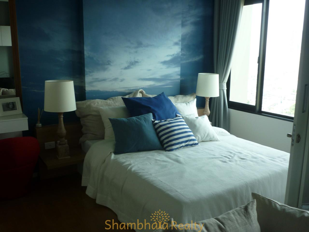 Shambhala Realty Agency's Blocs 77 by Sansiri Condominium for Sale in Sukhumvit 77 8