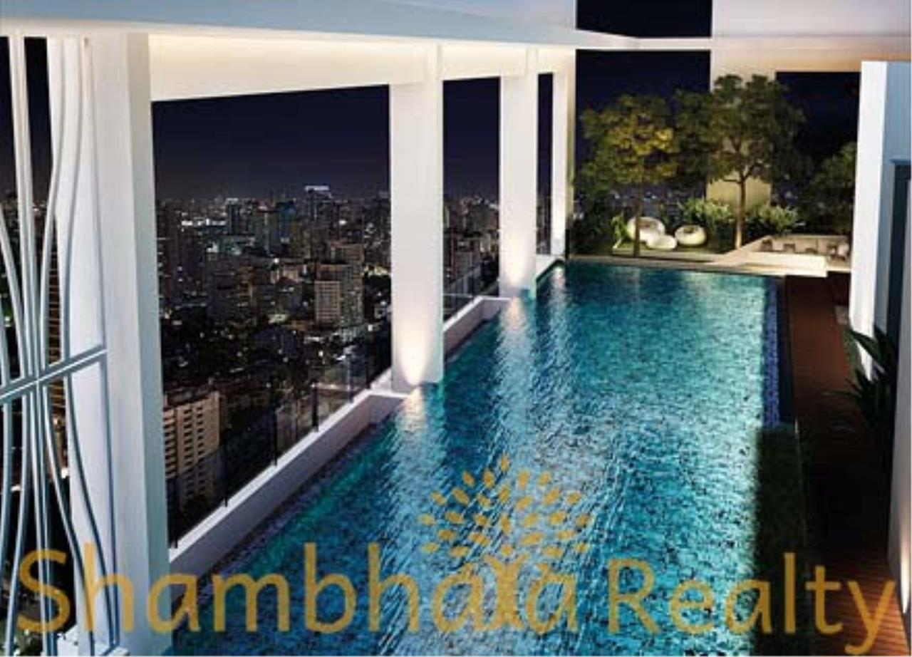 Shambhala Realty Agency's Rhythm-Narathiwas  Condominium for Rent in Sathorn 9