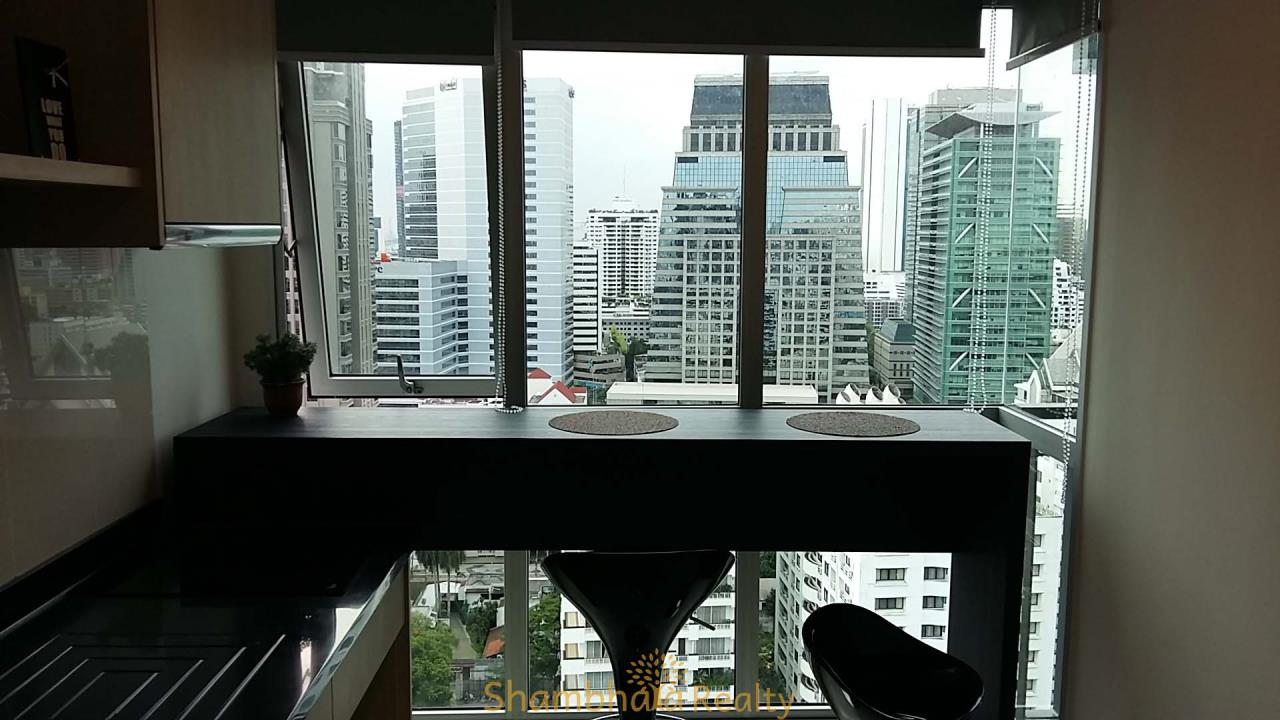 Shambhala Realty Agency's Rhythm-Narathiwas  Condominium for Rent in Sathorn 2