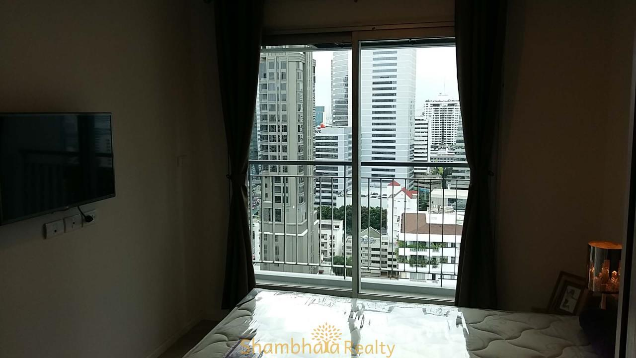 Shambhala Realty Agency's Rhythm-Narathiwas  Condominium for Rent in Sathorn 12