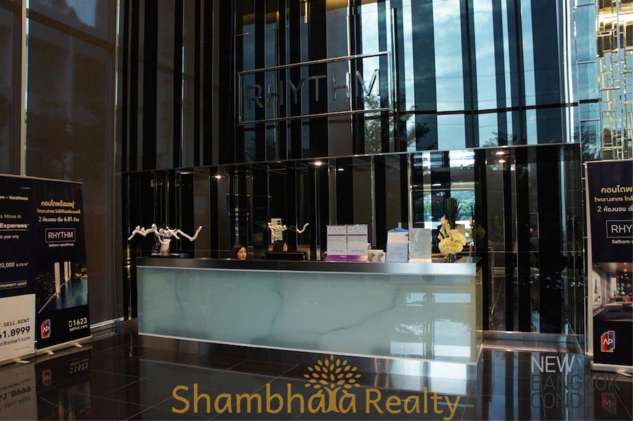 Shambhala Realty Agency's Rhythm-Narathiwas  Condominium for Rent in Sathorn 1