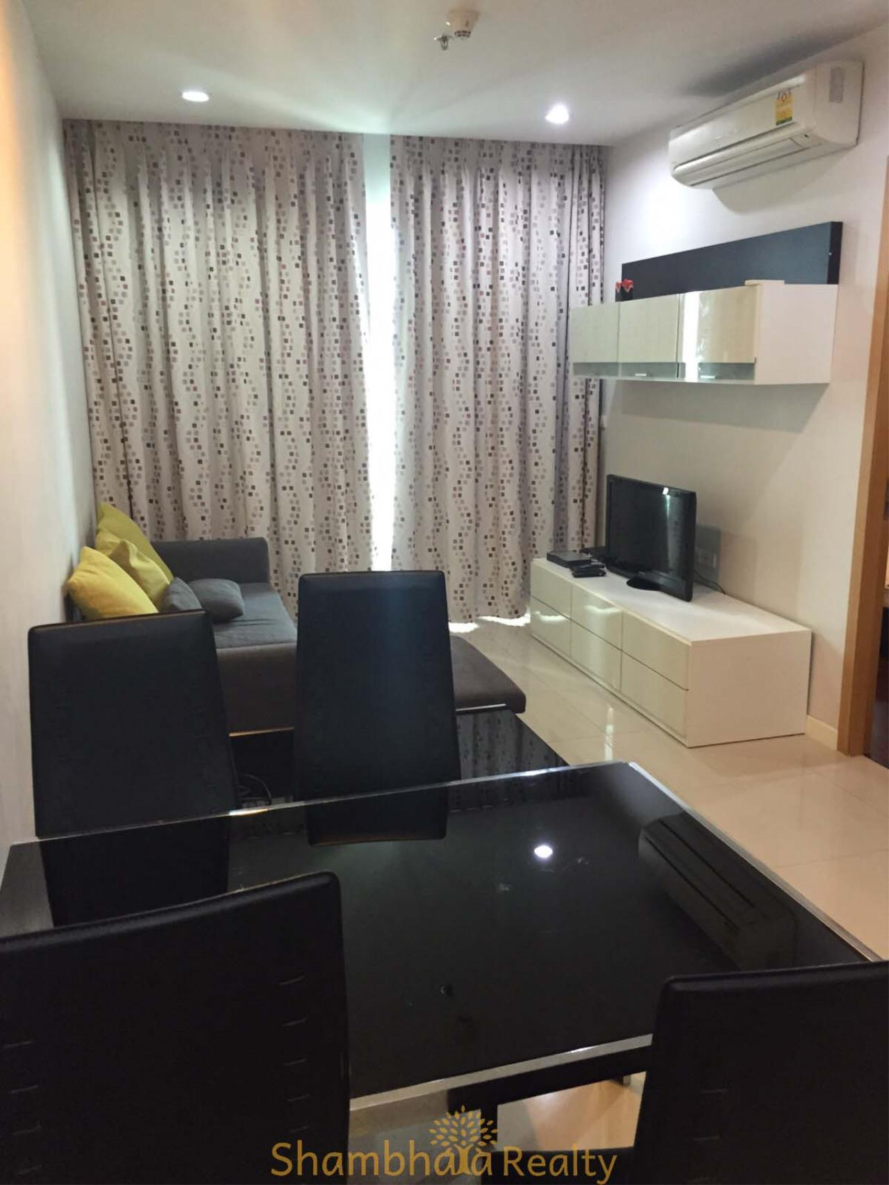 Shambhala Realty Agency's Circle 1 Condominium for Rent in Petchburi 36 3
