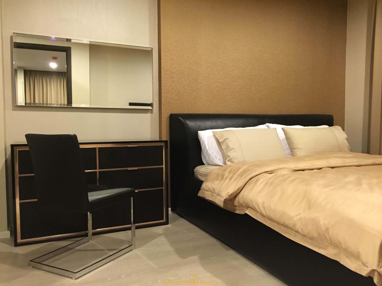 Shambhala Realty Agency's Rhythm Sathorn Narathiwas  Condominium for Rent in Sathorn Narathiwas 3