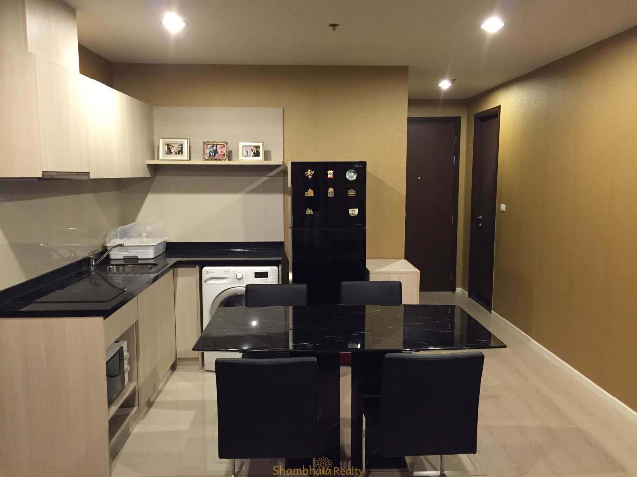 Shambhala Realty Agency's Rhythm Sathorn Narathiwas  Condominium for Rent in Sathorn Narathiwas 4