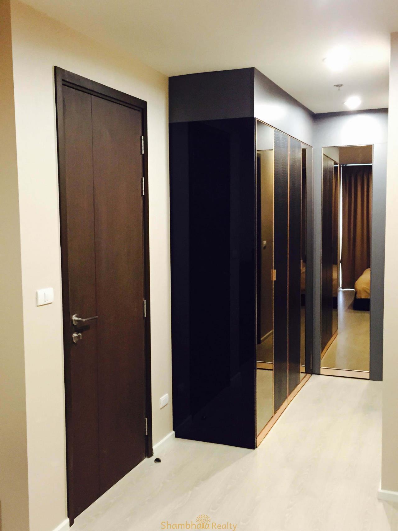 Shambhala Realty Agency's Rhythm Sathorn Narathiwas  Condominium for Rent in Sathorn Narathiwas 10