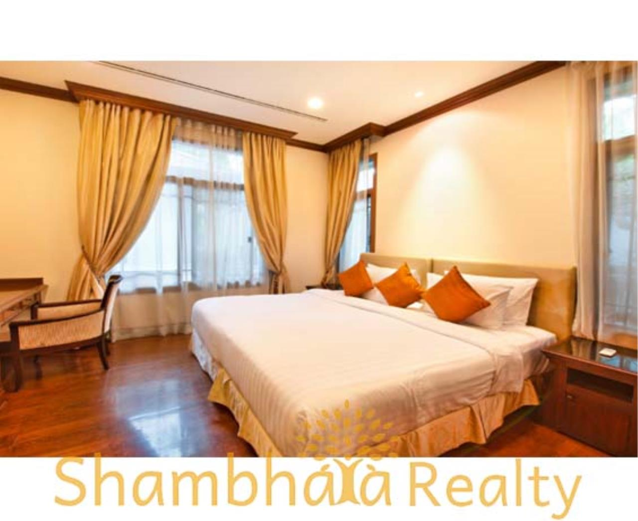 Shambhala Realty Agency's L & H Villa House for Rent in Narathiwas Ratchanakarin 5