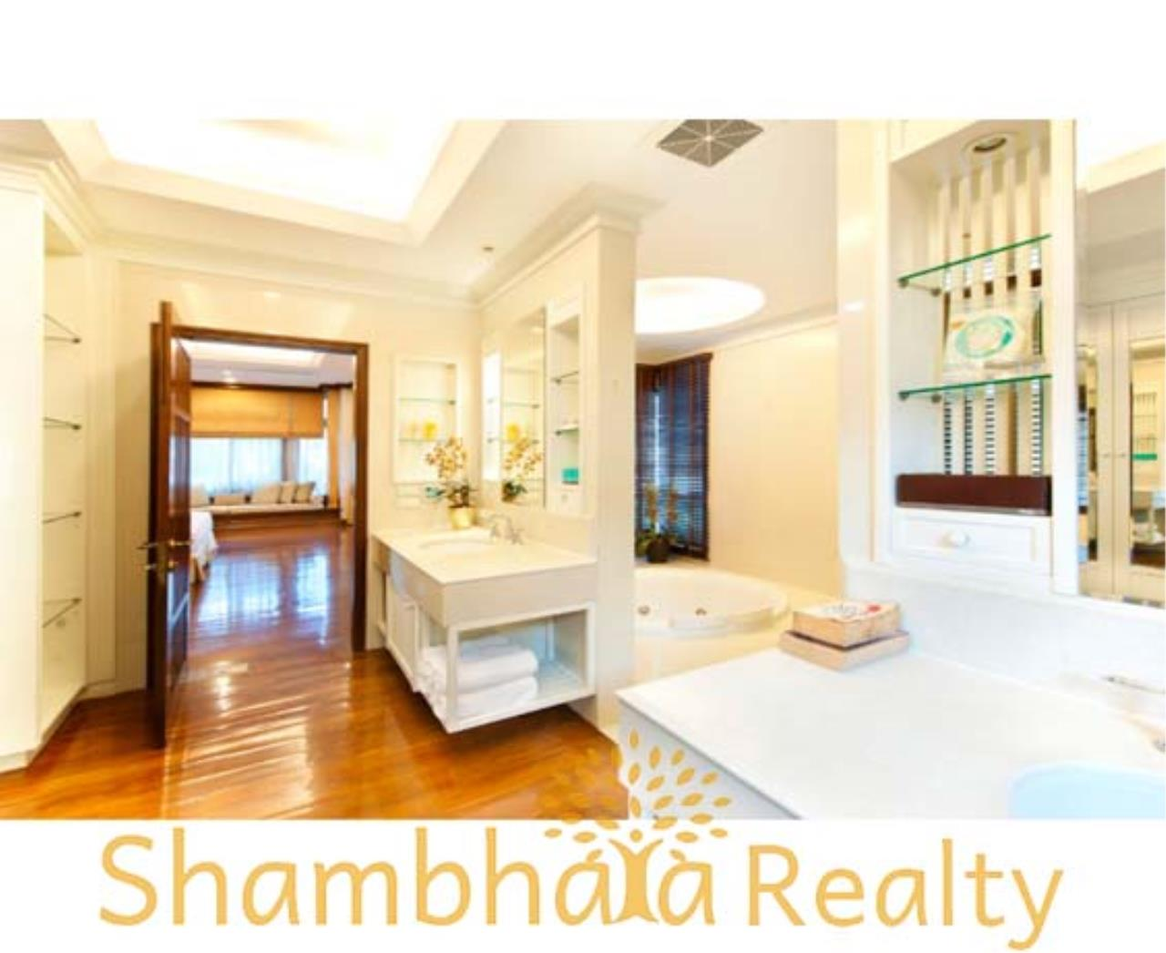 Shambhala Realty Agency's L & H Villa House for Rent in Narathiwas Ratchanakarin 13