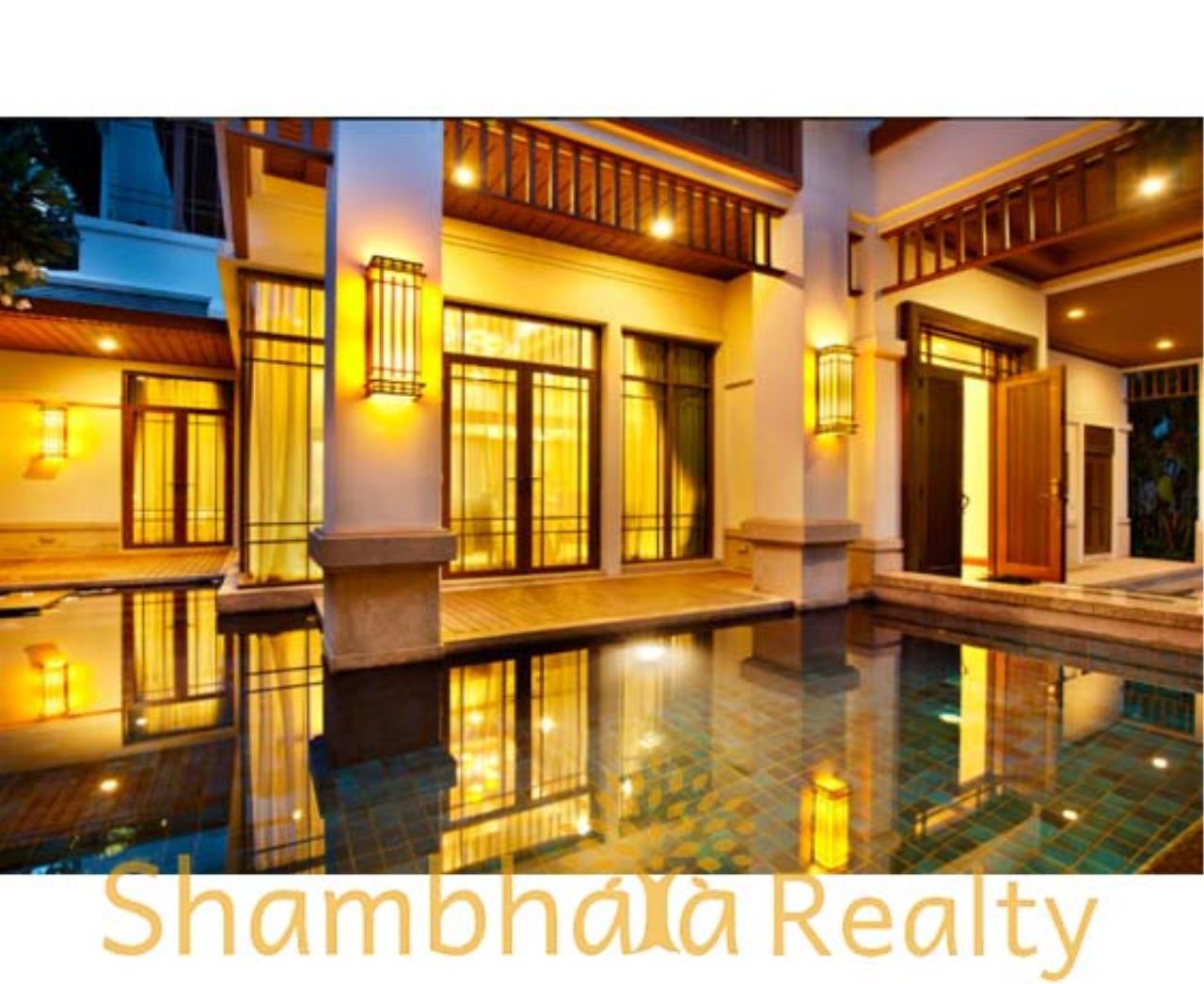 Shambhala Realty Agency's L & H Villa House for Rent in Narathiwas Ratchanakarin 14