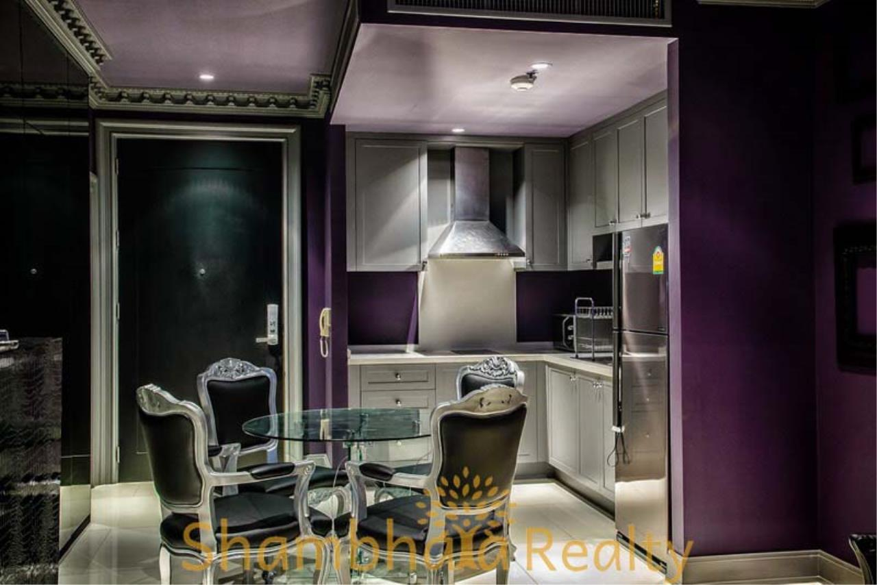 Shambhala Realty Agency's The Emporio Place  Condominium for Rent in Sukhumvit 24 12
