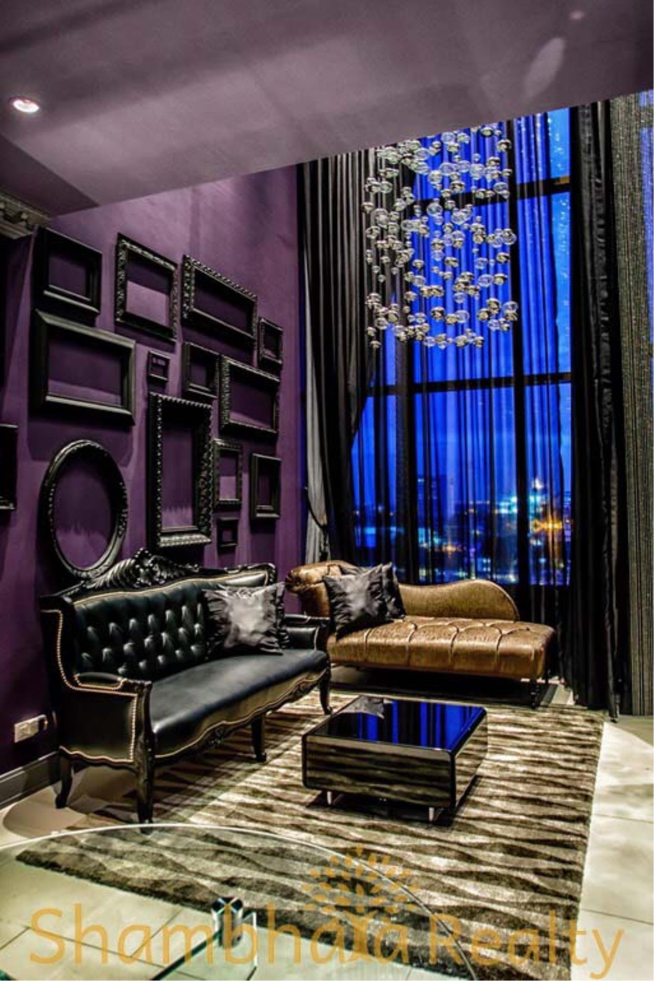 Shambhala Realty Agency's The Emporio Place  Condominium for Rent in Sukhumvit 24 7