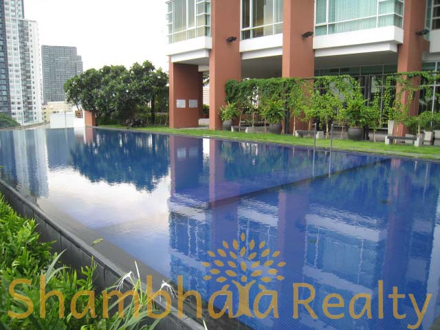 Shambhala Realty Agency's Fullerton Condo For Rent Sukhumvit 61 13
