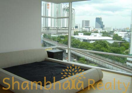 Shambhala Realty Agency's Fullerton Condo For Rent Sukhumvit 61 5