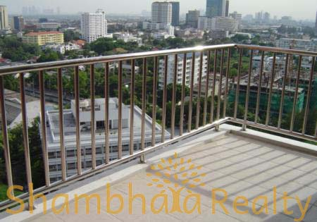 Shambhala Realty Agency's Fullerton Condo For Rent Sukhumvit 61 8