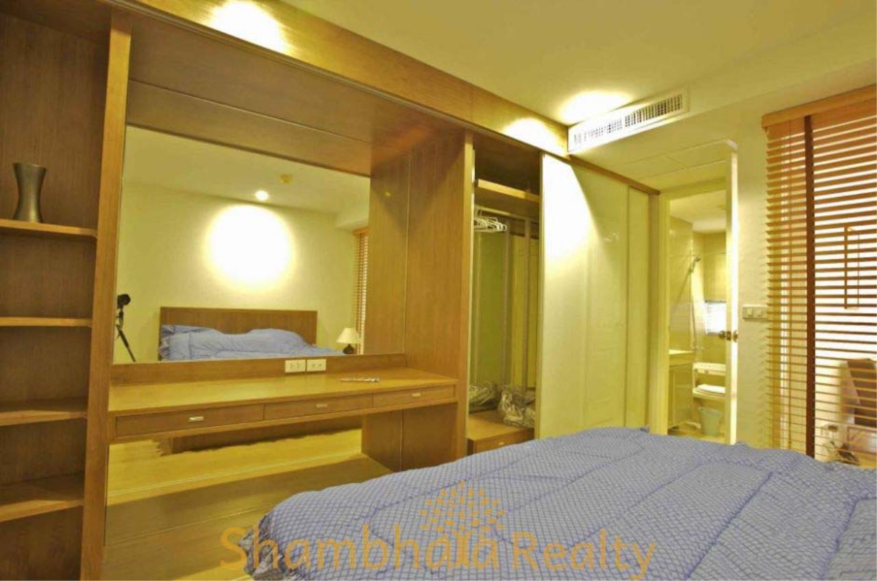 Shambhala Realty Agency's Noble Ambience Sarasin Condominium for Rent in Sarasin ( Ratchadamri ) 1