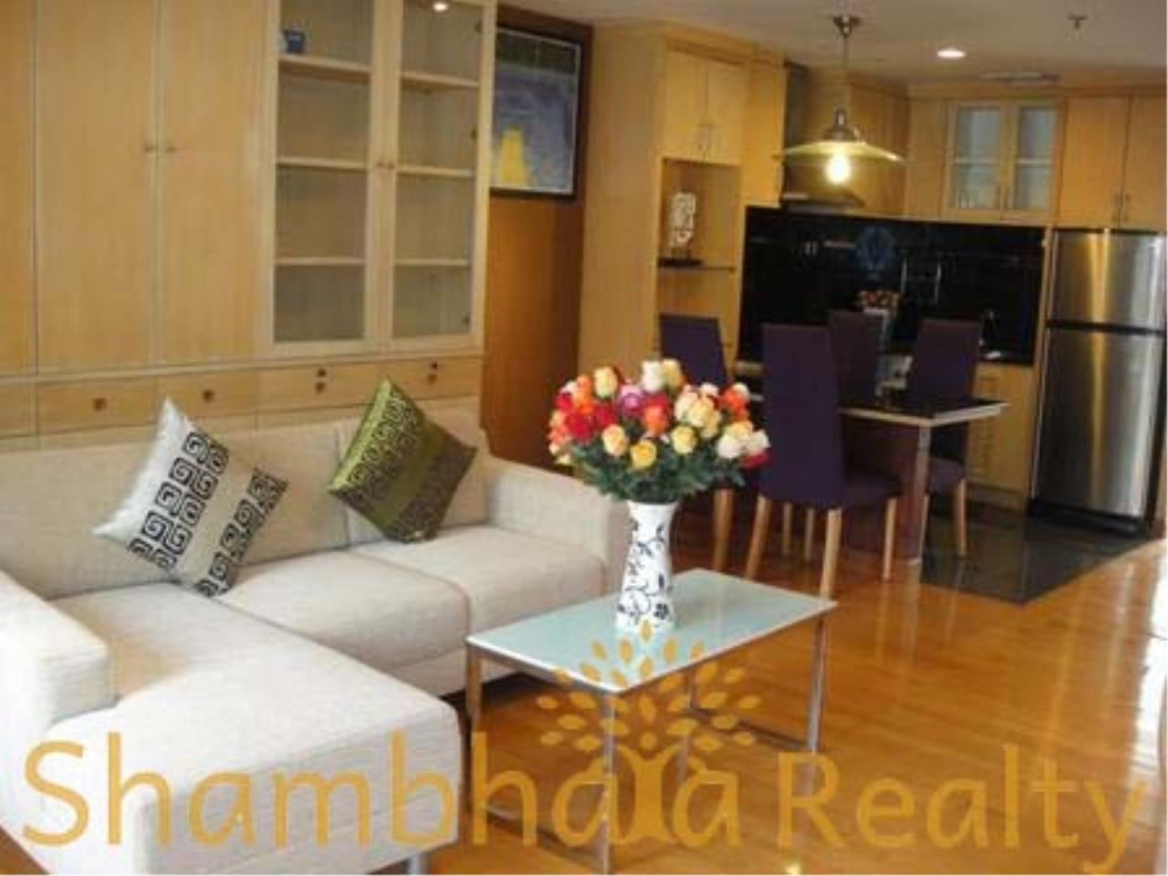 Shambhala Realty Agency's The Royal Place 2 Condominium for Rent in Mahadlek Lung 5