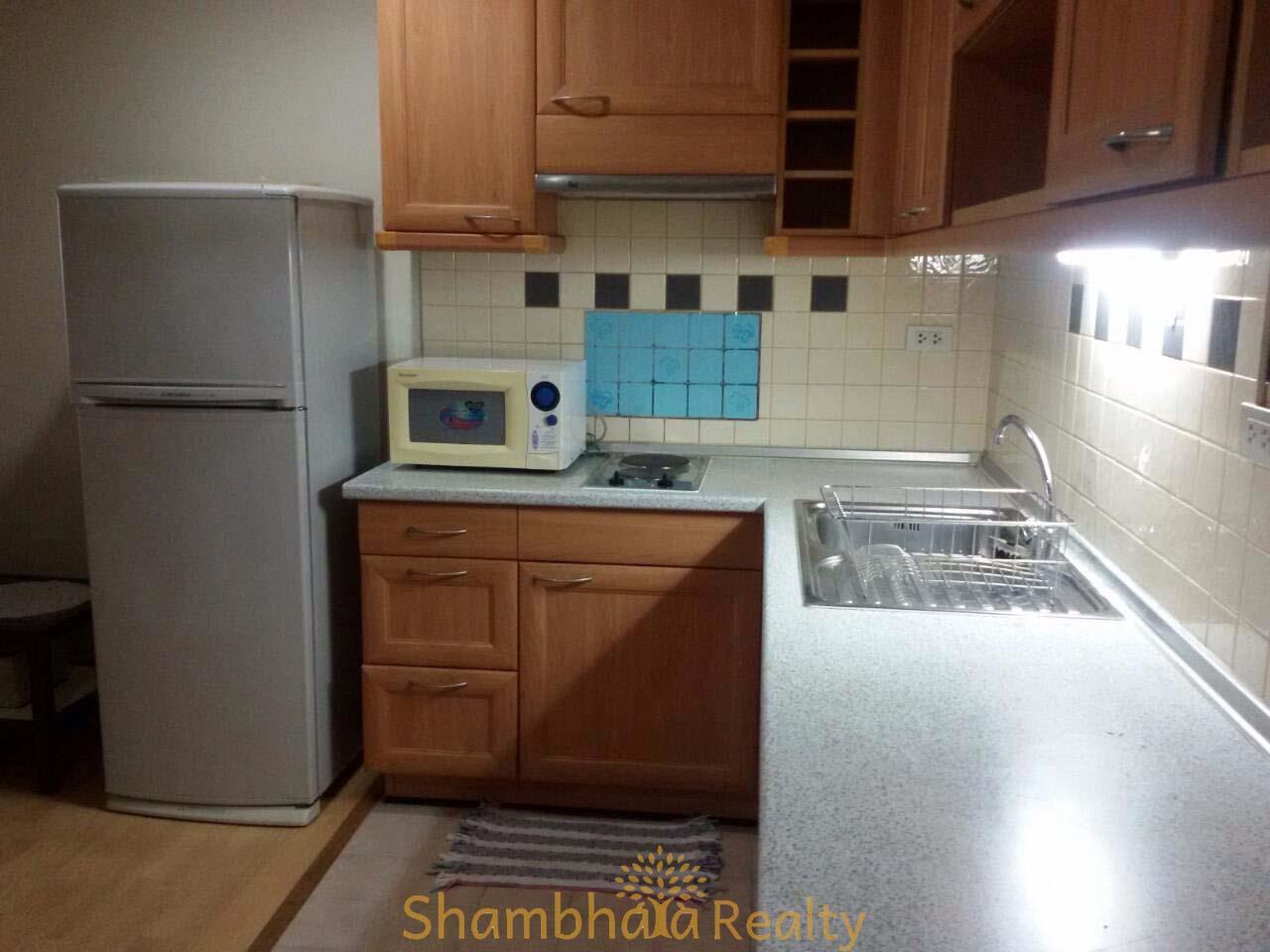 Shambhala Realty Agency's Waterford Diamond Condominium for Rent in Sukhumvit 30/1 2