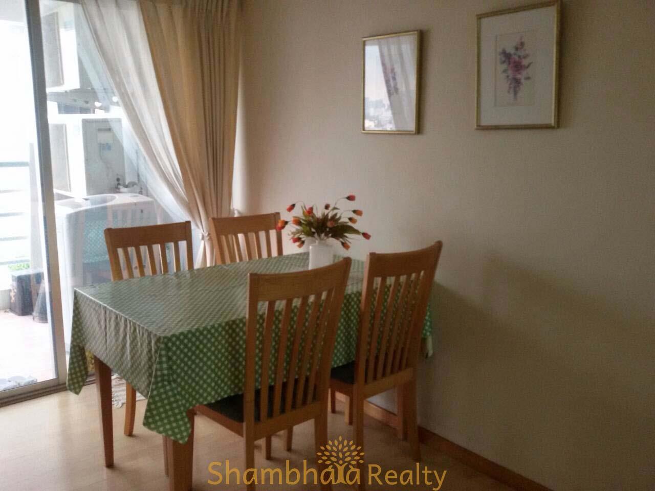 Shambhala Realty Agency's Waterford Diamond Condominium for Rent in Sukhumvit 30/1 3