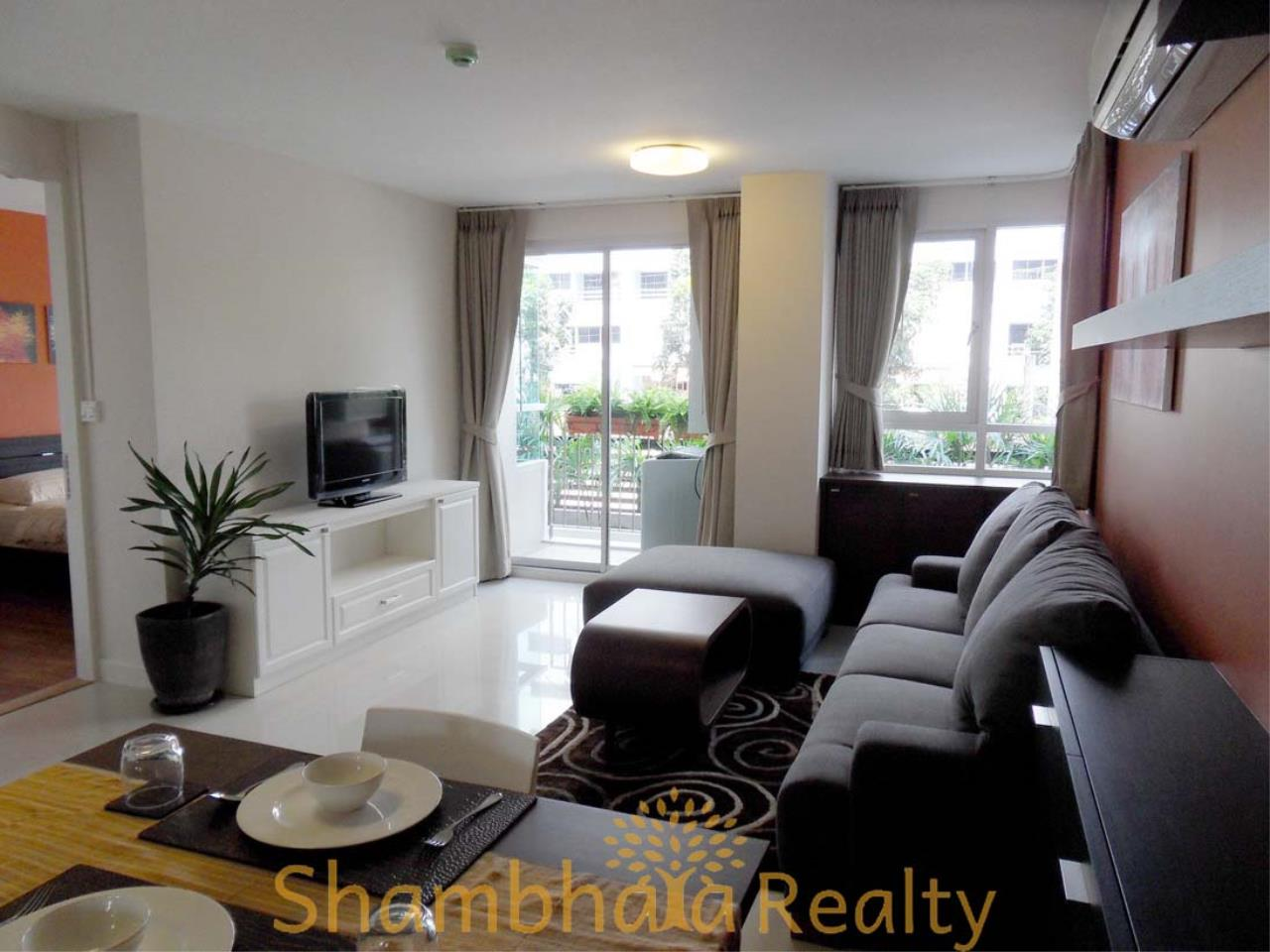 Shambhala Realty Agency's The Clover Condominium for Rent in Thonglor 18 3