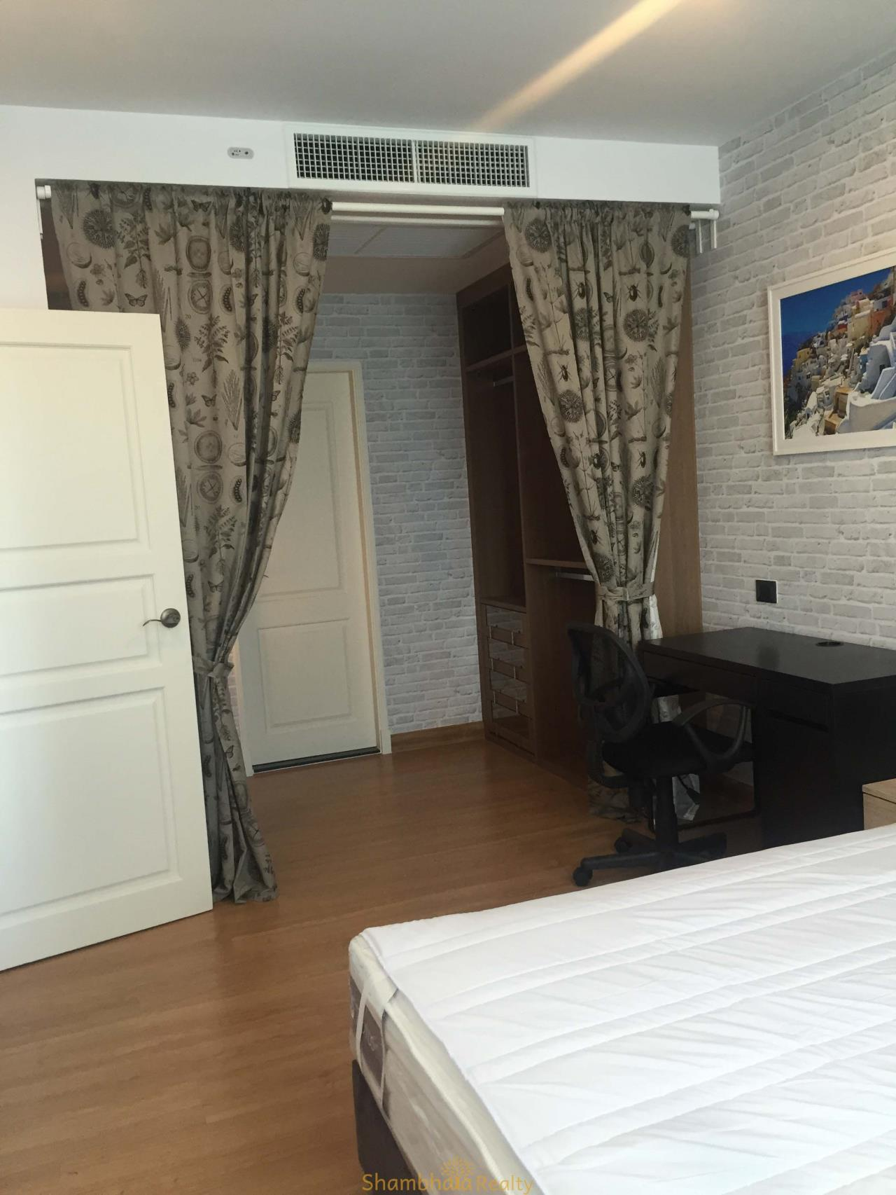 Shambhala Realty Agency's Supalai Wellington Condominium for Rent in Thiam Ruam Mit 27 Rd, Huai Khwang 12