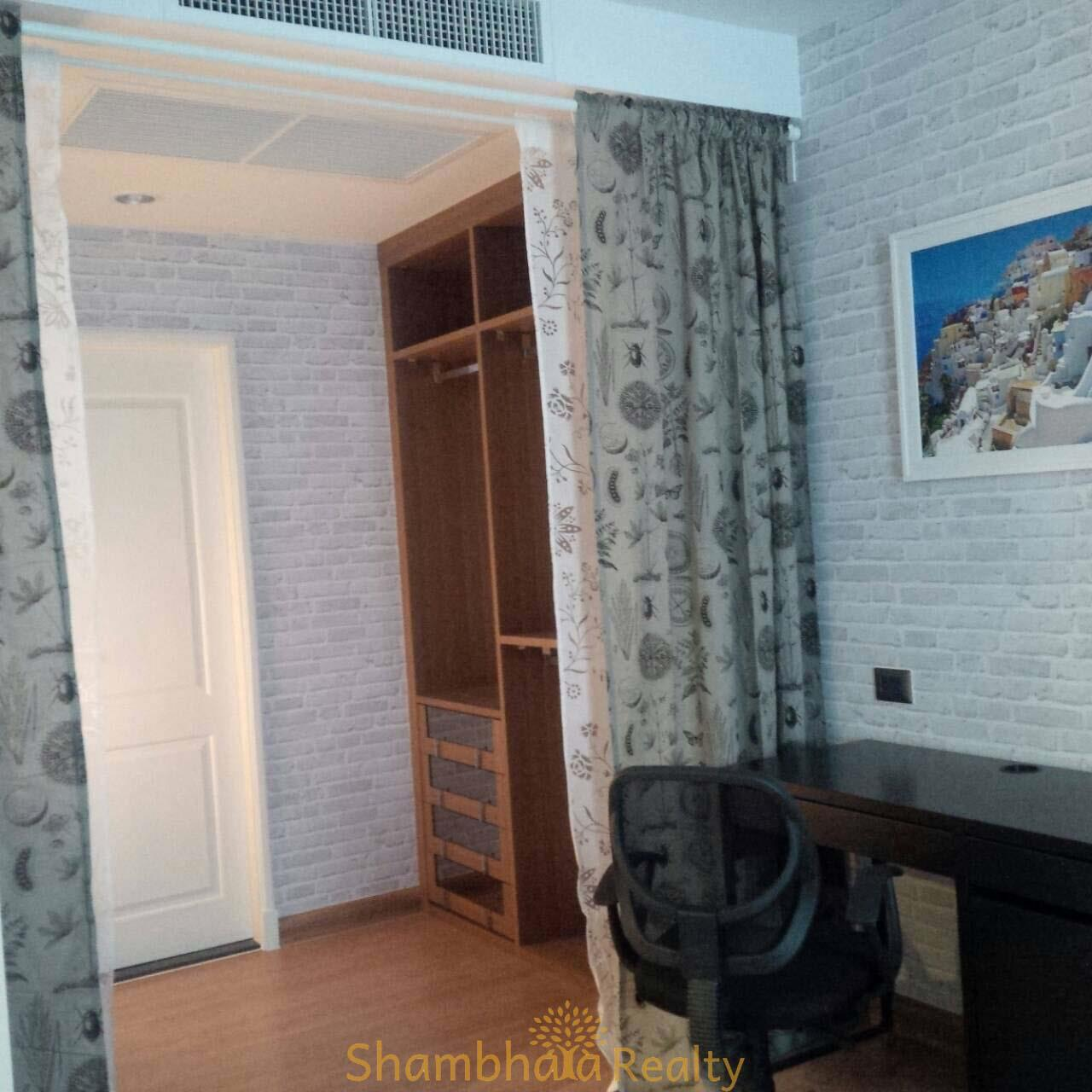 Shambhala Realty Agency's Supalai Wellington Condominium for Rent in Thiam Ruam Mit 27 Rd, Huai Khwang 4