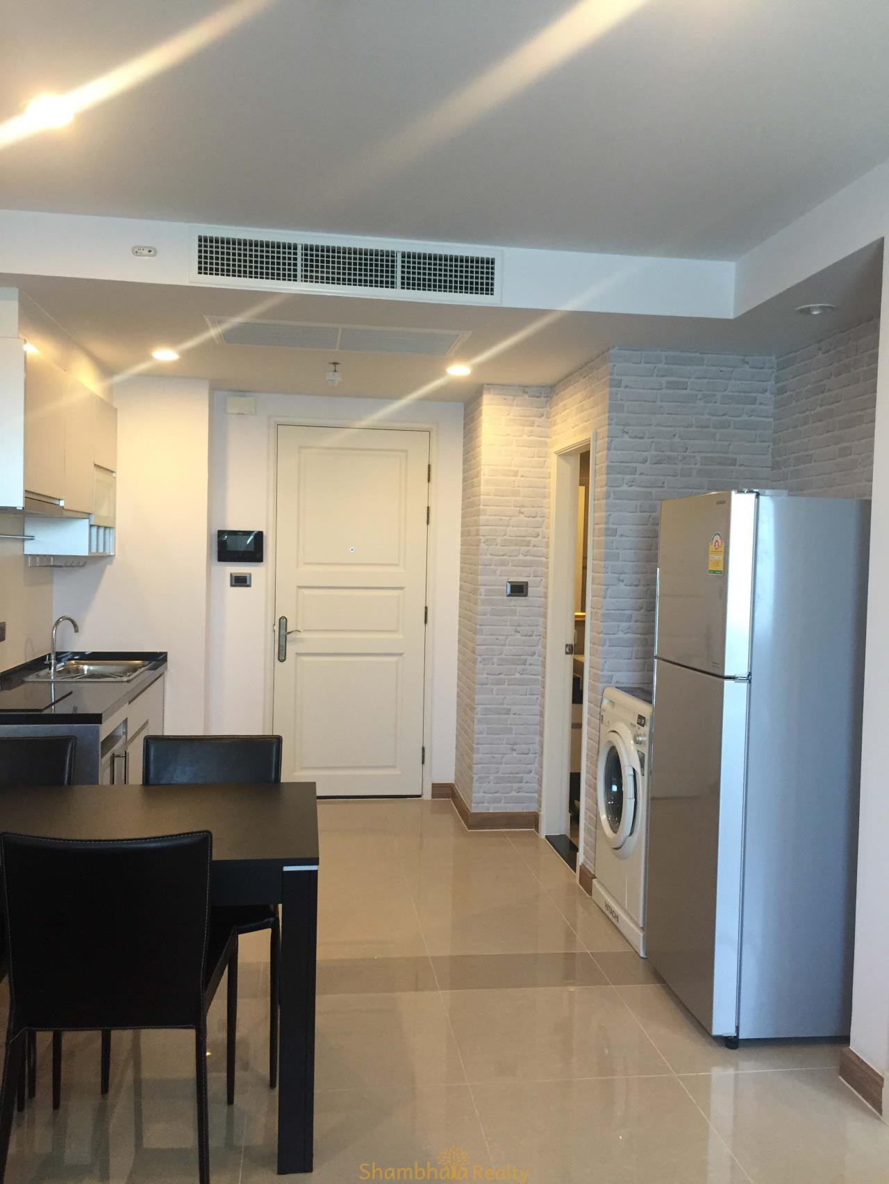 Shambhala Realty Agency's Supalai Wellington Condominium for Rent in Thiam Ruam Mit 27 Rd, Huai Khwang 6