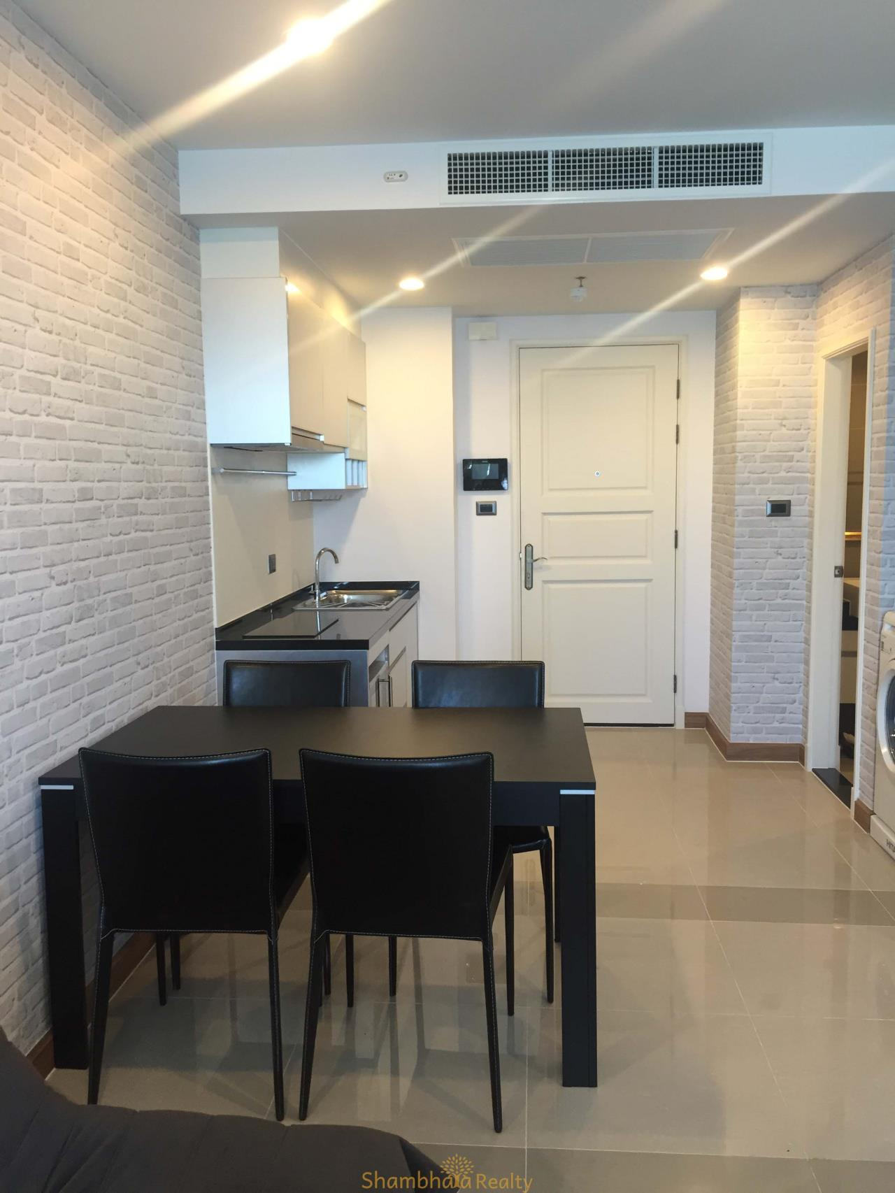 Shambhala Realty Agency's Supalai Wellington Condominium for Rent in Thiam Ruam Mit 27 Rd, Huai Khwang 2