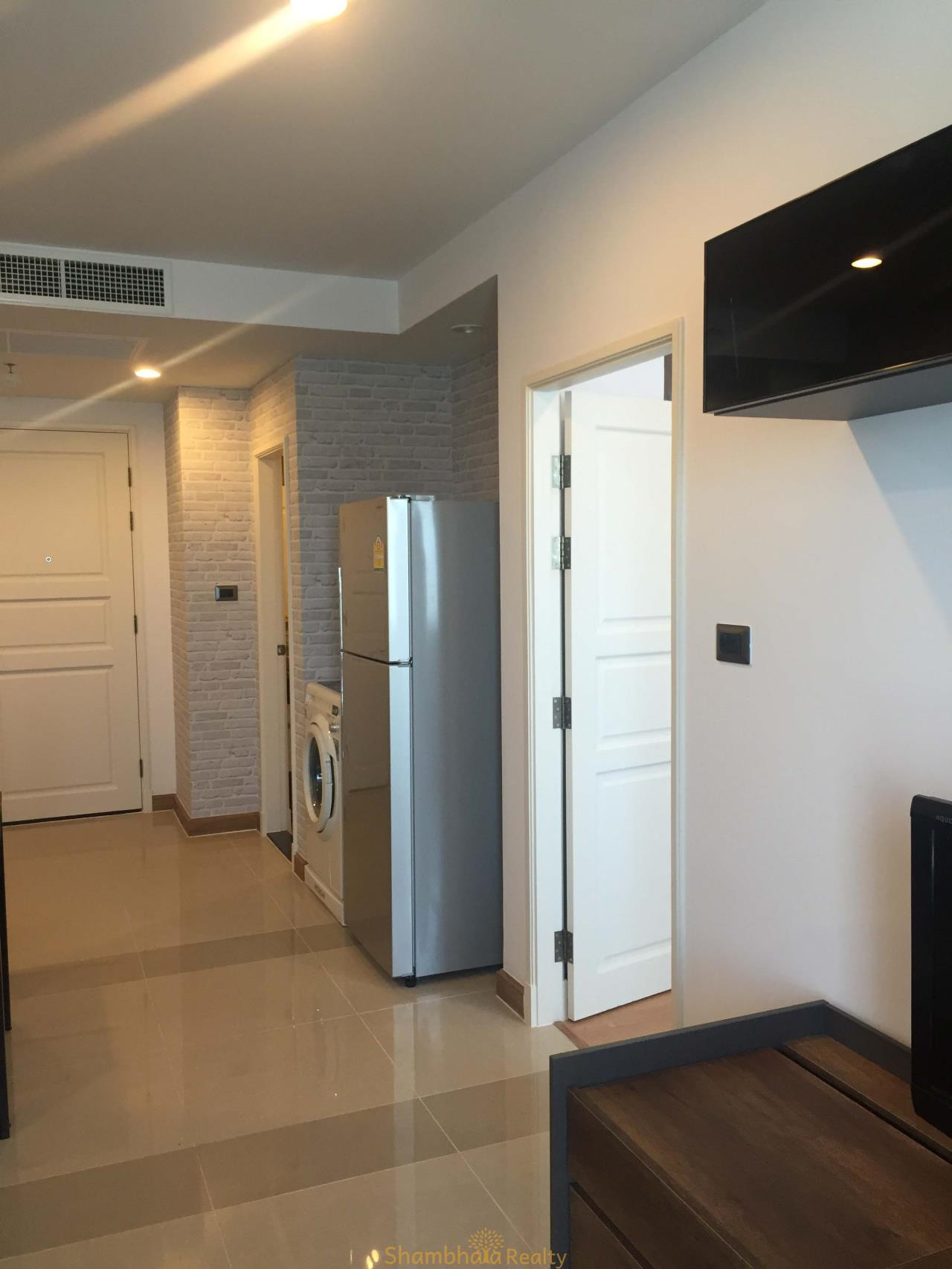 Shambhala Realty Agency's Supalai Wellington Condominium for Rent in Thiam Ruam Mit 27 Rd, Huai Khwang 11