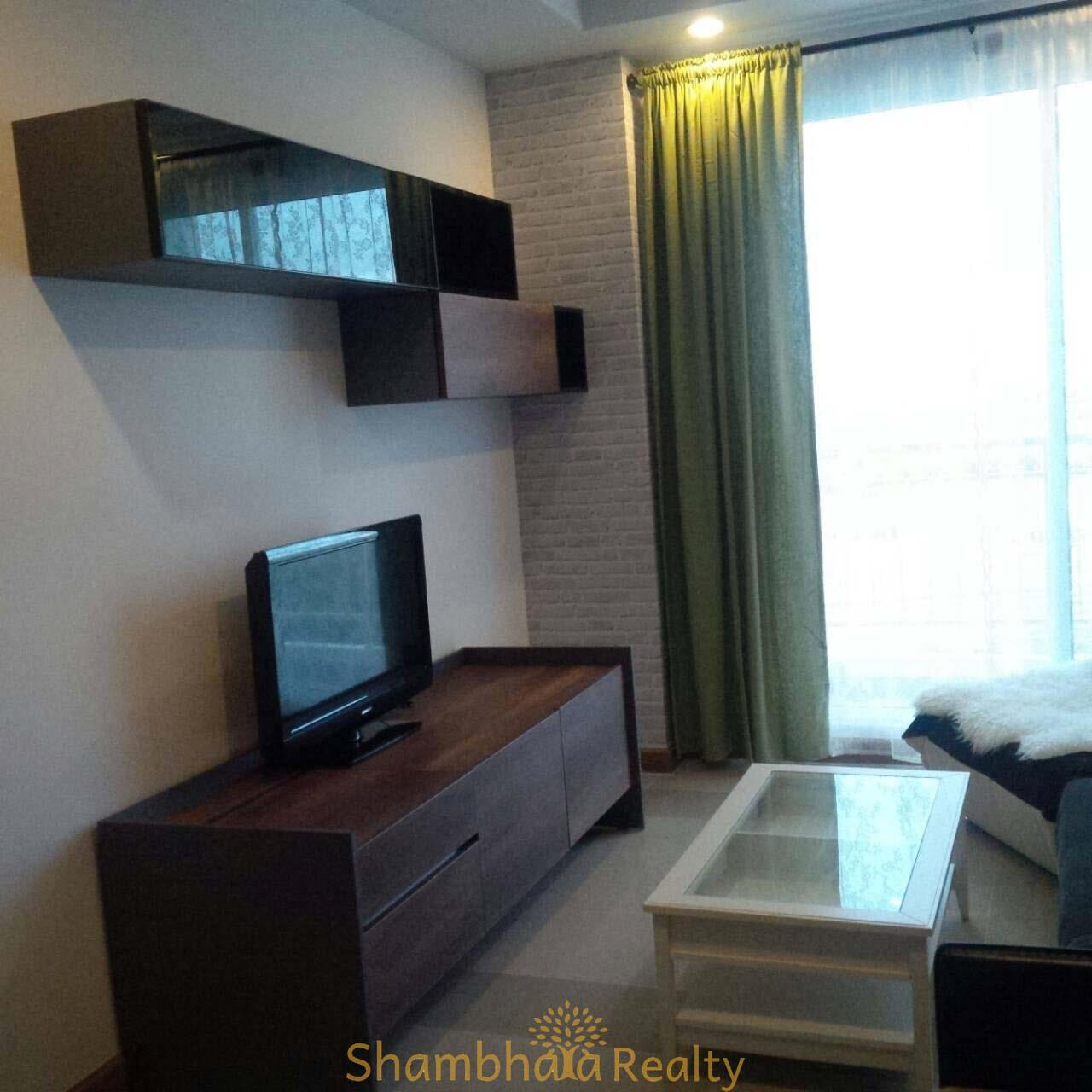 Shambhala Realty Agency's Supalai Wellington Condominium for Rent in Thiam Ruam Mit 27 Rd, Huai Khwang 3