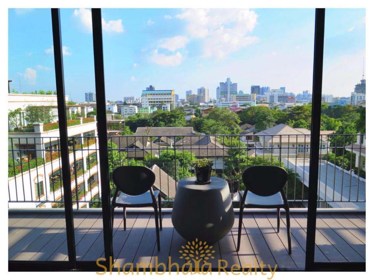 Shambhala Realty Agency's The Hudson Condominium for Rent in sathorn soi 7 2