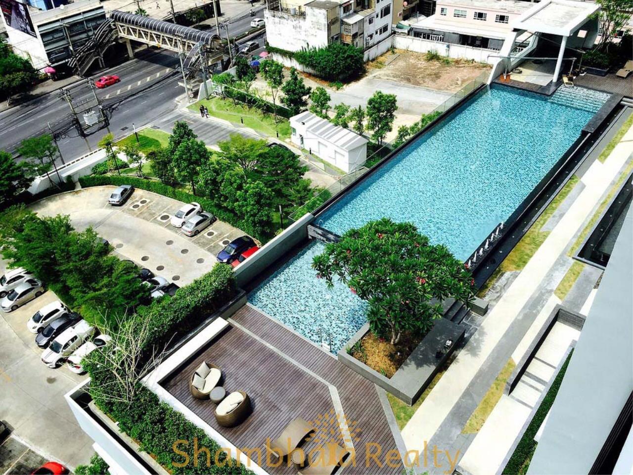 Shambhala Realty Agency's Supalai Premier Asoke Condominium for Rent in New Phetchaburi 6