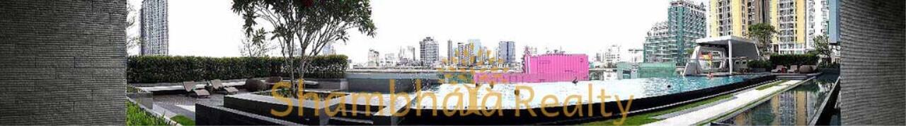 Shambhala Realty Agency's Supalai Premier Asoke Condominium for Rent in New Phetchaburi 8