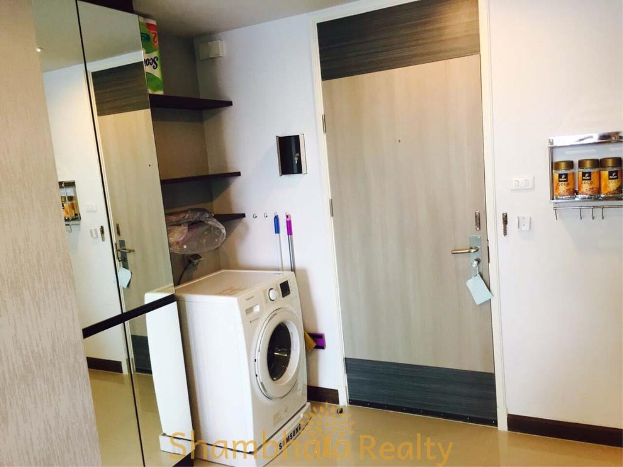 Shambhala Realty Agency's Supalai Premier Asoke Condominium for Rent in New Phetchaburi 9