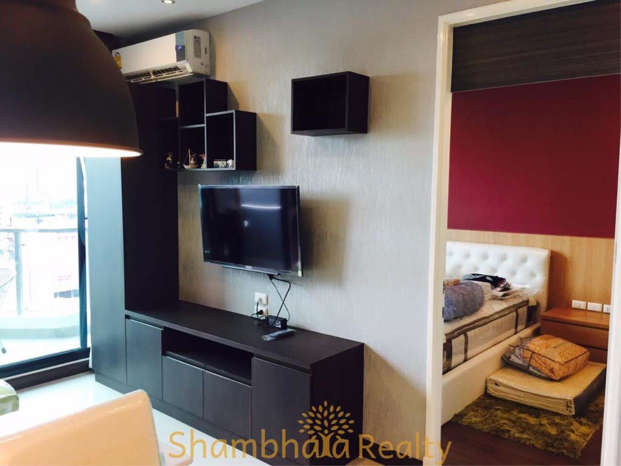 Shambhala Realty Agency's Supalai Premier Asoke Condominium for Rent in New Phetchaburi 7