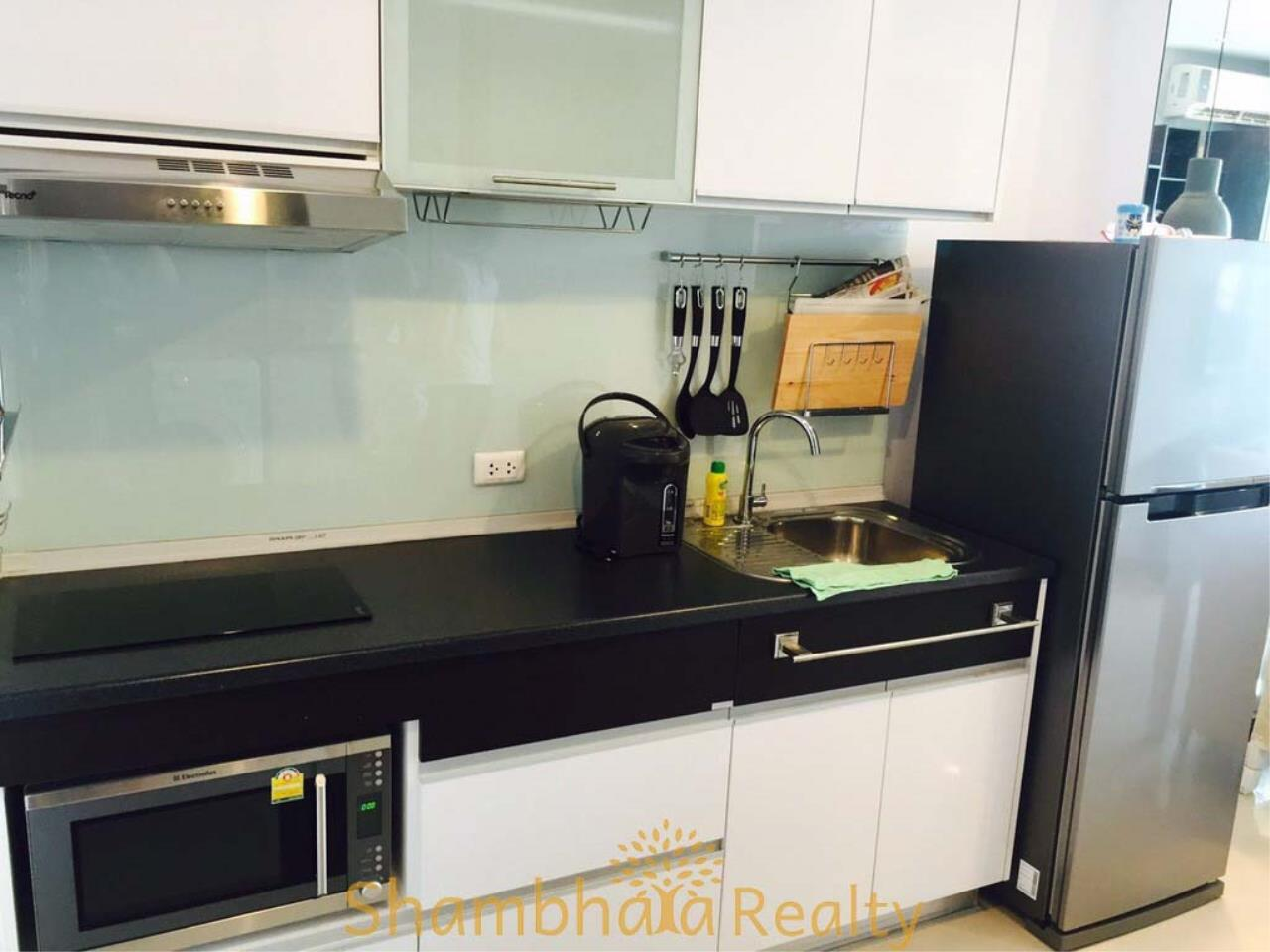 Shambhala Realty Agency's Supalai Premier Asoke Condominium for Rent in New Phetchaburi 2